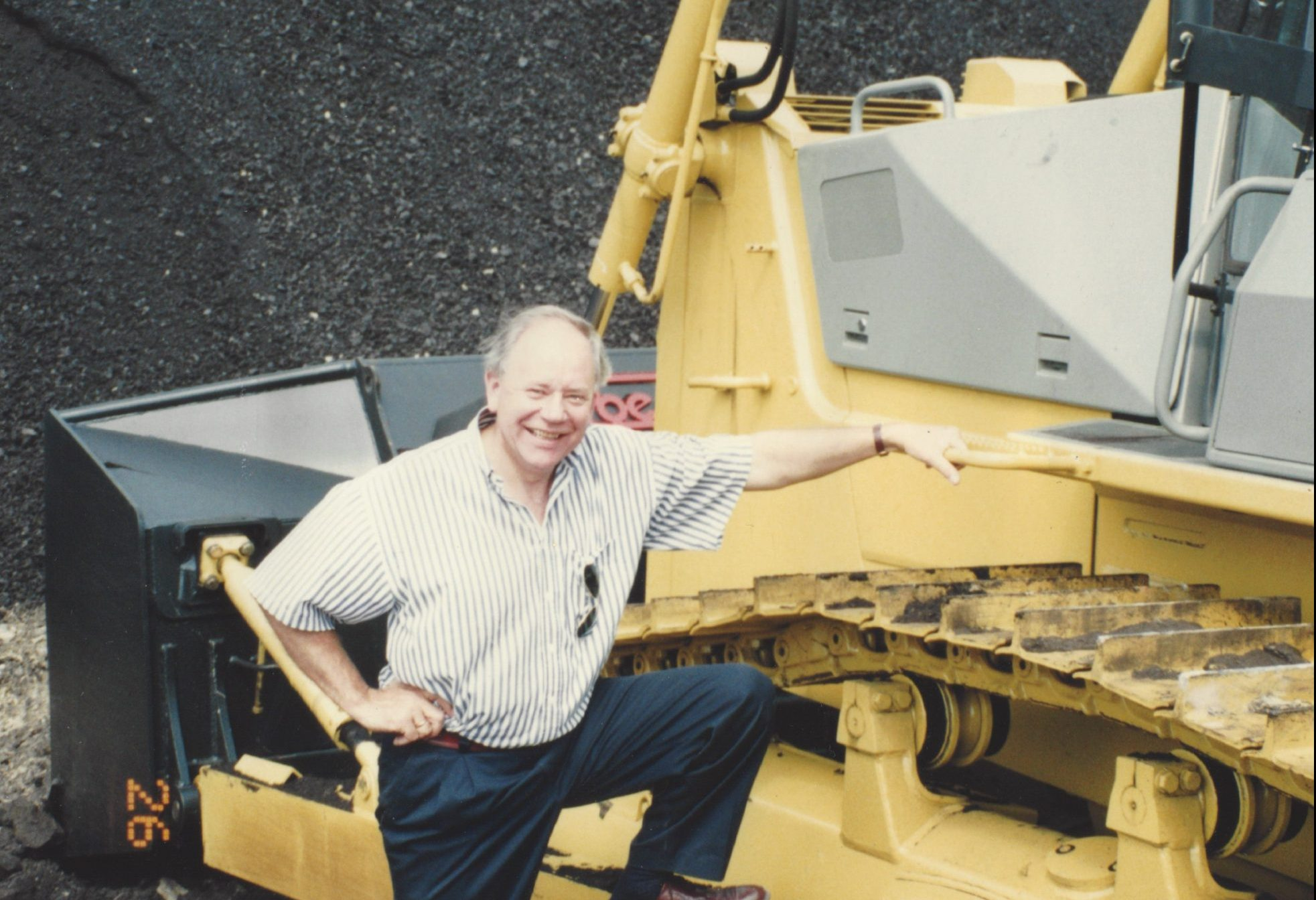 itc heavy equipment is a family business founded more than 30 years ago in the netherlands